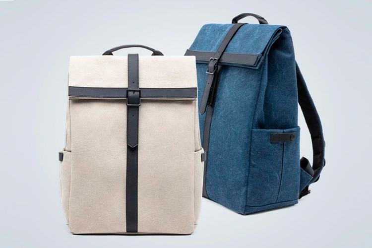 Рюкзак Xiaomi 90 Points Grinder Oxford Casual Backpack