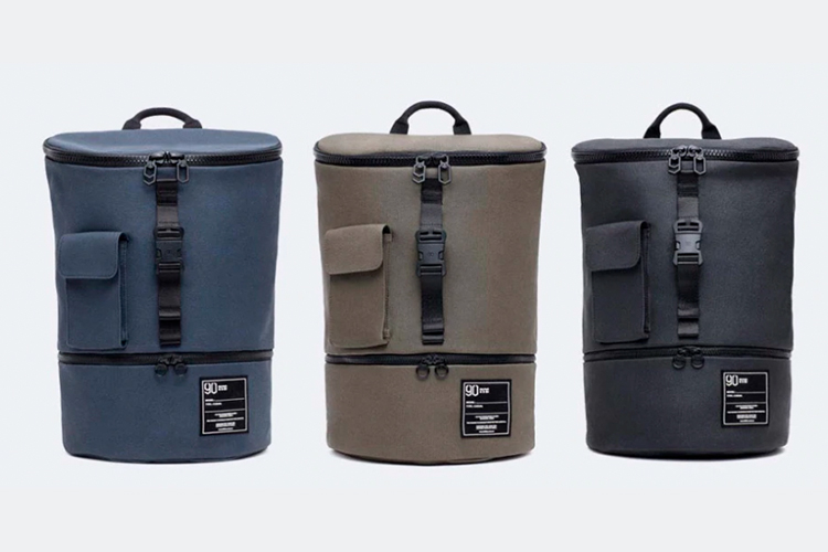 Рюкзак Xiaomi 90 Points Chic Leisure Backpack (Размер L)