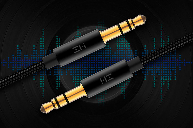 Кабель AUX 3.5mm ZMI Audio Cable 1000mm (AL103)