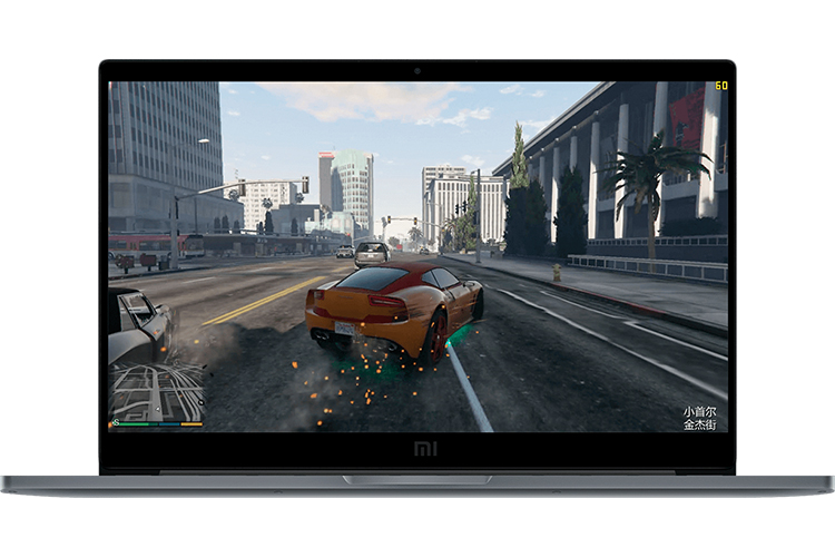 Ноутбук Xiaomi Mi Notebook Pro 15.6 2018 (i5 8GB/256GB SSD/NVIDIA GeForce MX150)