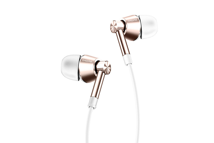 Наушники 1MORE 1M301 Single Driver In-Ear Piston Headphones (1MEJE003)