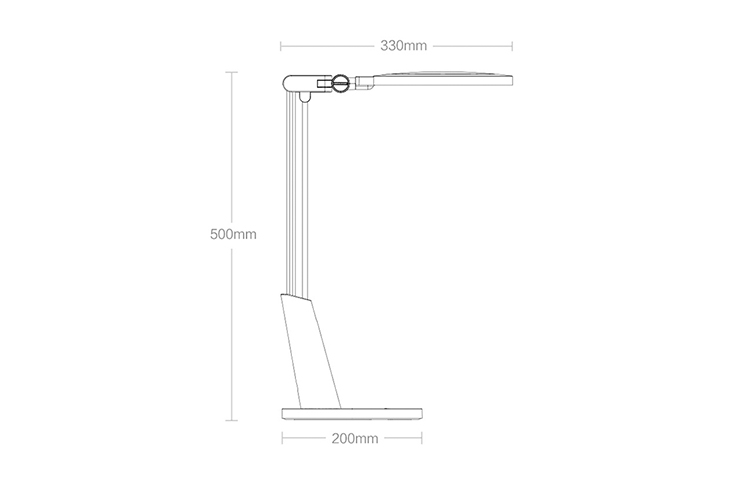 Настольная лампа Yeelight Xiaomi LED Eye-Caring Desk Lamp