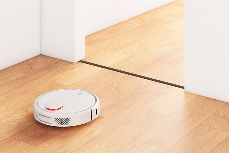 Робот-пылесос Xiaomi (Mijia) Mi Robot Vacuum Cleaner (SDJQR01RR) (International)
