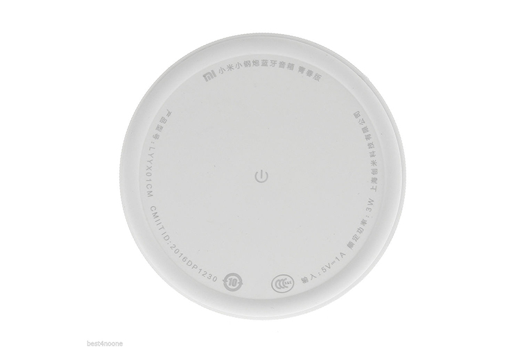 Bluetooth колонка портативная Xiaomi Mi Round Youth Edition (LYYX01CM)