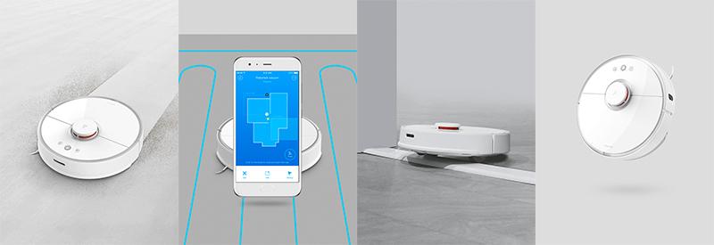 Робот-пылесос Xiaomi (Mi) Roborock Sweep One S50